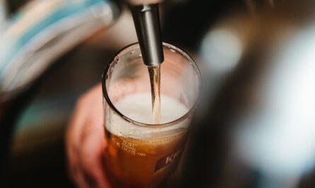 Art de déguster une bière